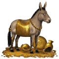 cheval mythologique midas