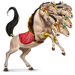 cheval mythologique uchchaihshravas